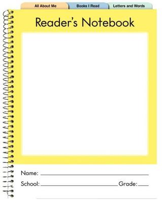 Reader's Notebook: Primary (K-2) (5 Pack) Cover Image