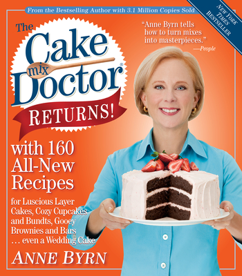 The Cake Mix Doctor Returns! Cover