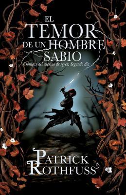 Cover for El temor de un hombre sabio