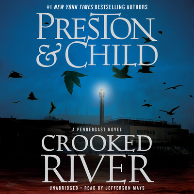 Crooked River: Agent Pendergast #19 Cover Image