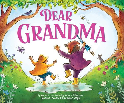 Dear Grandma Cover Image