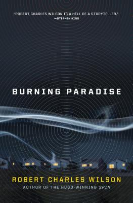 Burning Paradise Cover
