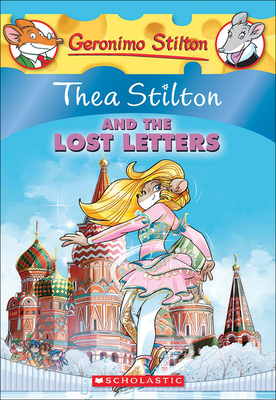 Thea Stilton and the Lost Letters Cover Image