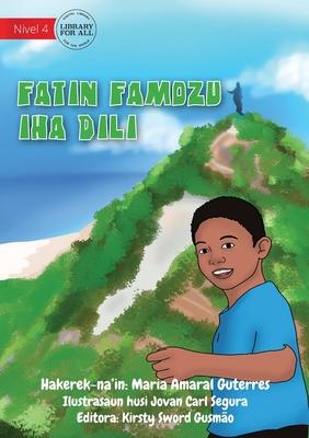 The Famous Places in Dili - Fatin Famouzu iha Dili Cover Image
