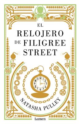 El relojero de Filigree Street / The Watchmaker of Filigree Street Cover Image