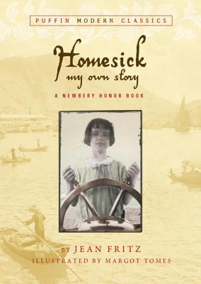 Homesick: My Own Story (Puffin Modern Classics) Cover Image