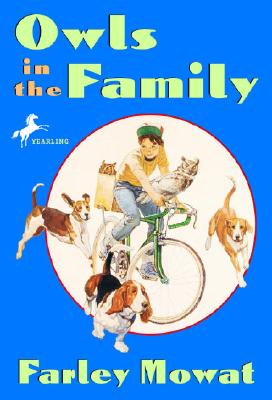 Owls in the Family Cover Image