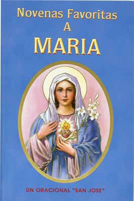 Novenas Favoritas a Maria Cover Image