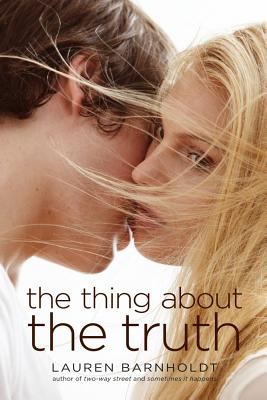 The Thing about the Truth Cover