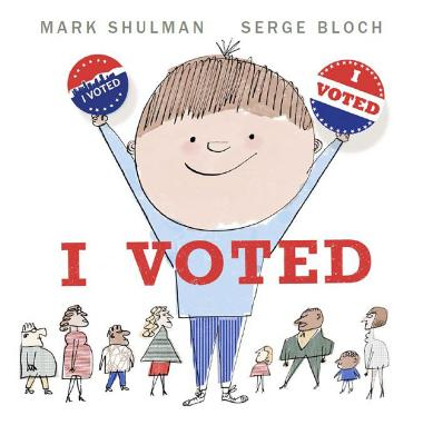 I Voted: Making a Choice Makes a Difference Cover Image