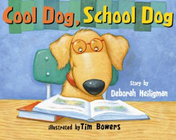 Cover for Cool Dog, School Dog