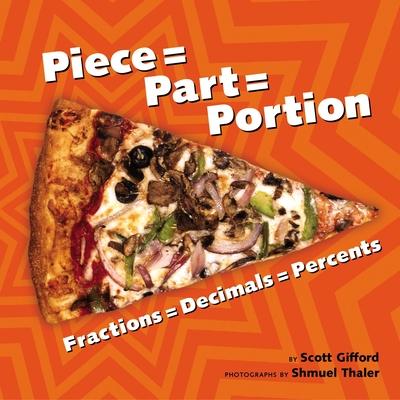 Piece = Part = Portion Cover