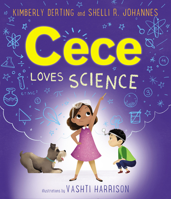 Cece Loves Science Cover Image