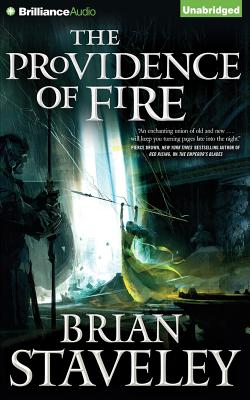 The Providence of Fire Cover Image