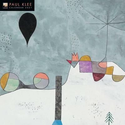 Paul Klee Wall Calendar 2021 (Art Calendar) Cover Image