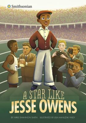 A Star Like Jesse Owens Cover Image