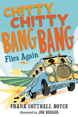 Chitty Chitty Bang Bang Flies Again Cover