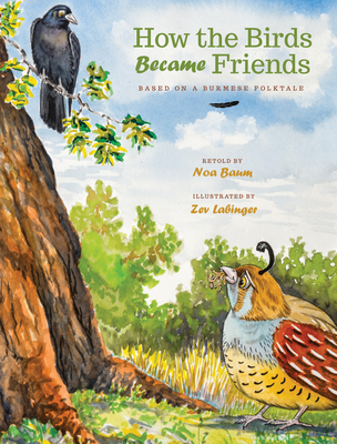How the Birds Became Friends Cover Image