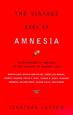 The Vintage Book of Amnesia Cover