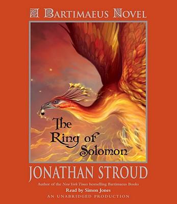 The Ring of Solomon: A Bartimaeus Novel: A Bartimaeus Novel Cover Image