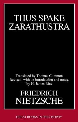 Thus Spake Zarathustra Cover