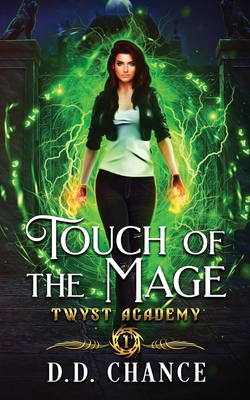 Touch of the Mage Cover Image