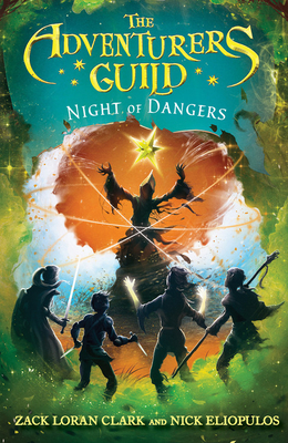 Night of Dangers (The Adventurers Guild #3) Cover Image