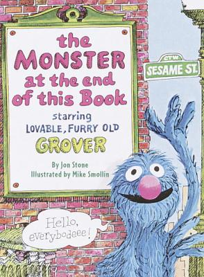 The Monster at the End of This Book (Sesame Street) Cover