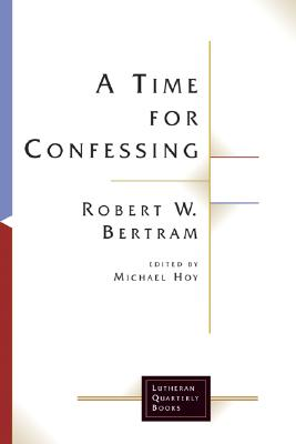 A Time for Confessing Cover