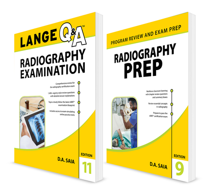 Radiography Review Value Pack Cover Image