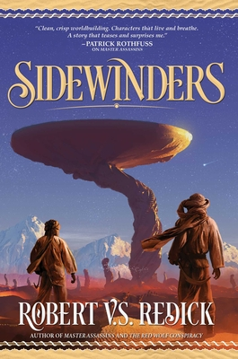 cover art for Sidewinders by Robert V.S. Redick