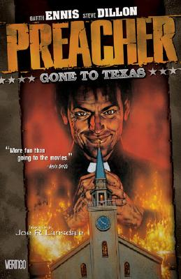 Preacher Vol 01: Gone to Texas Cover Image