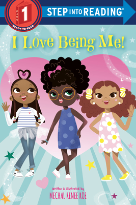 I Love Being Me! (Step into Reading) Cover Image