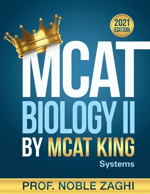MCAT Biology II by MCAT KING: Systems Biology Cover Image