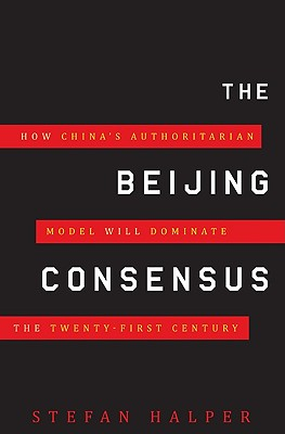 Cover for The Beijing Consensus