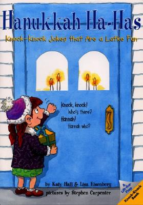 Hanukkah Ha-Has: Knock-Knock Jokes that Are a Latke Fun Cover Image