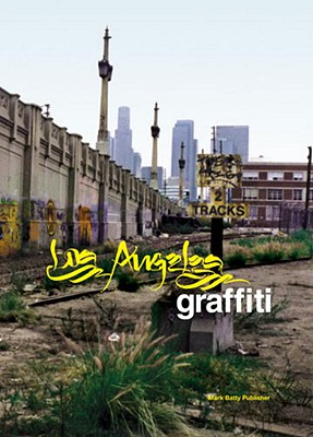 Los Angeles Graffiti Cover