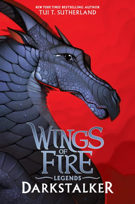 Darkstalker (Wings of Fire: Legends) Cover Image