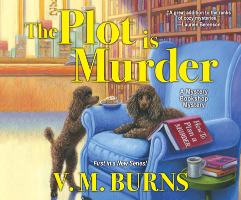 The Plot Is Murder (Mystery Bookshop #1) Cover Image