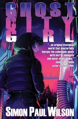 Cover for GhostCityGirl