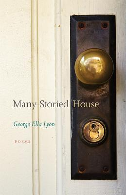 Cover for Many-Storied House (Kentucky Voices)