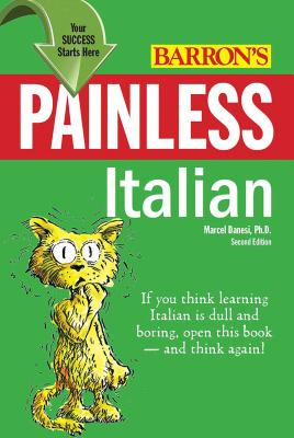 Painless Italian (Barron's Painless) Cover Image
