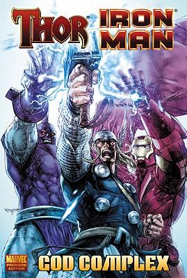 Thor/Iron Man Cover