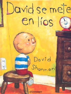David Se Mete en Lios = David Gets in Trouble Cover Image