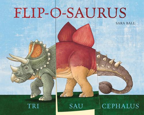 Flip-O-Saurus Cover Image