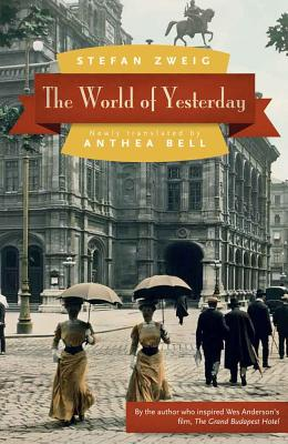 The World of Yesterday Cover Image