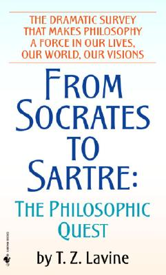 From Socrates to Sartre Cover