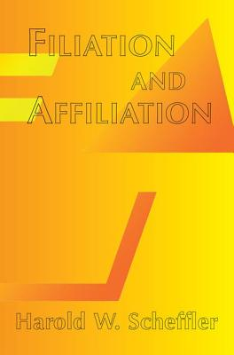 Filiation And Affiliation Cover Image