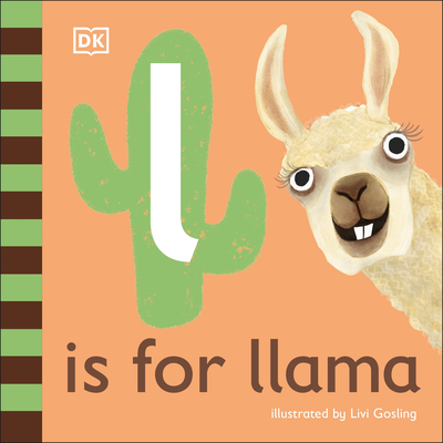 L is for Llama Cover Image