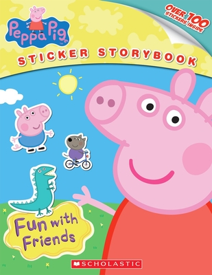 Fun with Friends (Peppa Pig) Cover Image